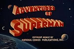 Adventures of Superman Poster